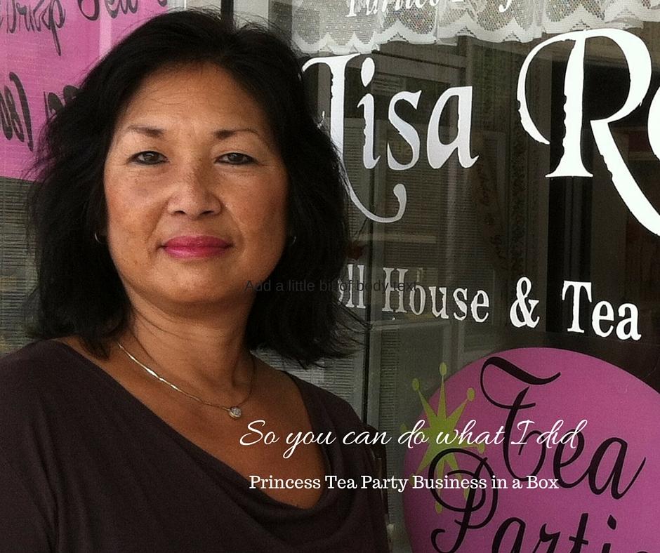 Lisa Rose Princess Tea Party