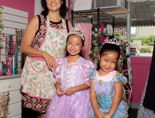 Princess Tea Parties Are a Great Business Opportunity for Women