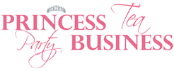 Princess Tea Party Logo