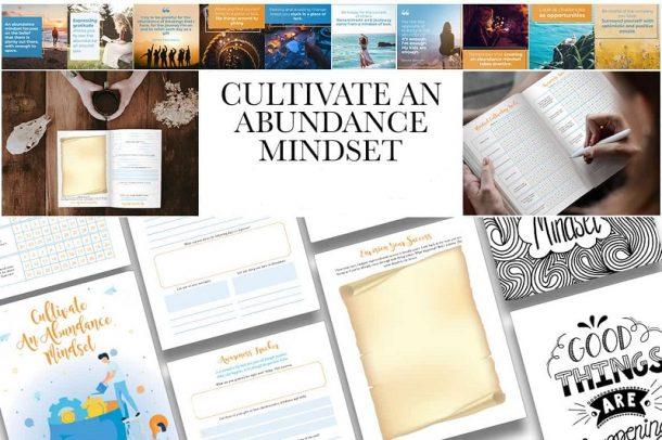 Cultivate An Abundance Mindset