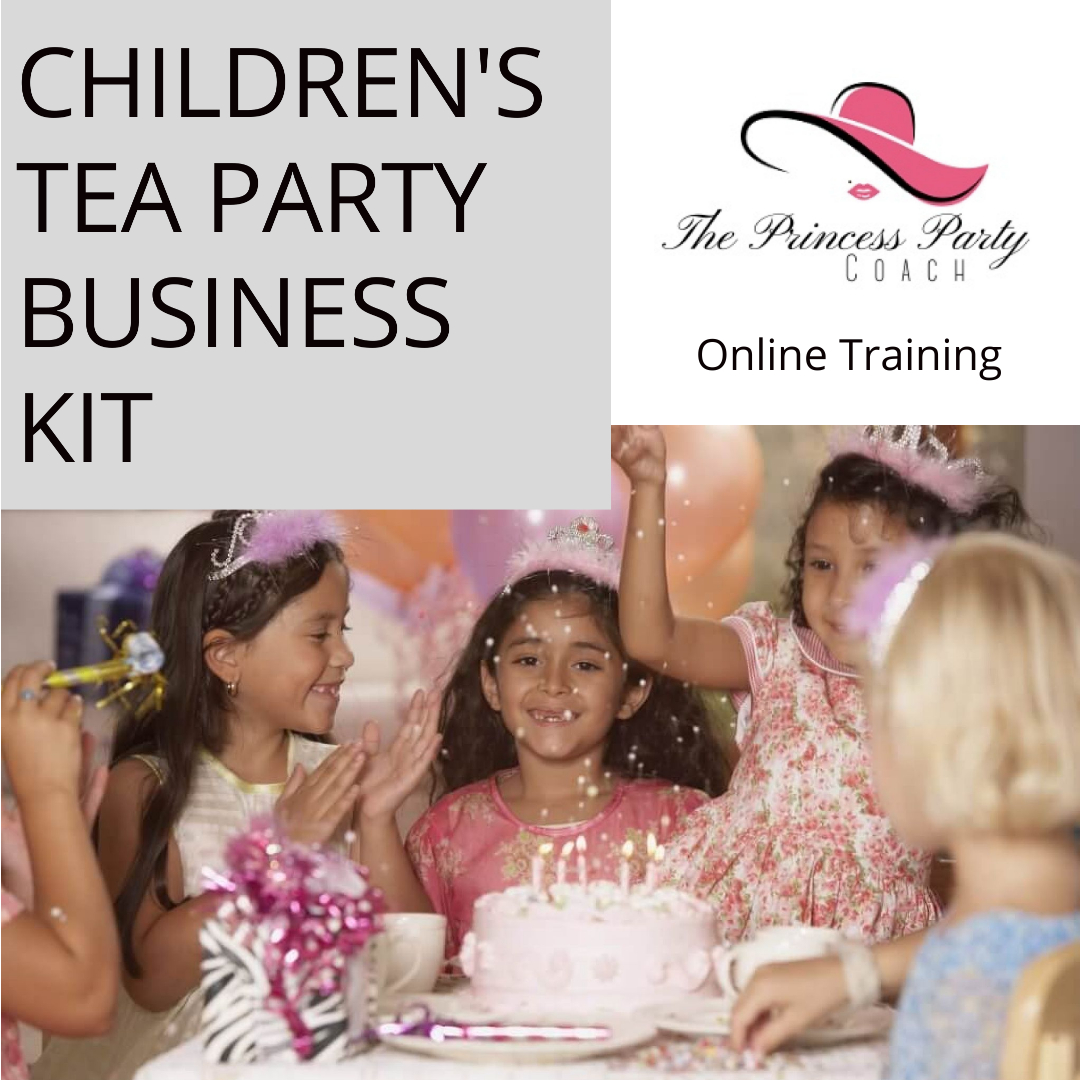 Preferred Customer -The Princess Party Business Kit